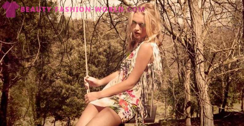 Koleksi Bershka April 2013