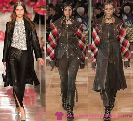 97 Model Jaket Kulit Wanita Terbaru 2018 Gratis